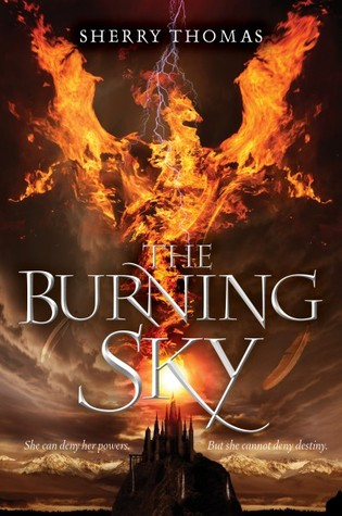 http://www.goodreads.com/book/show/17332556-the-burning-sky