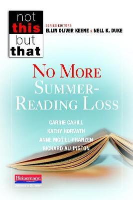 No More Summer-Reading Loss (Not This, But That)