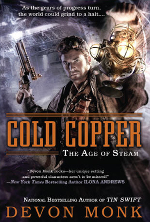 Book Review: Devon Monk's Cold Copper