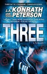 Book Review: J.A. Konrath & Ann Voss Peterson's Three