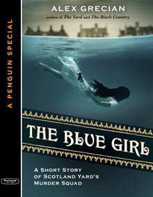 The Blue Girl (Murder Squad, #2.5)