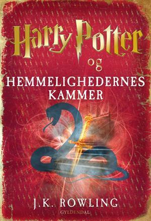 Harry Potter og Hemmelighedernes Kammer (Harry Potter, #2)