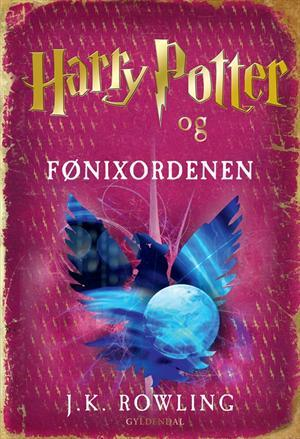 Harry Potter og Fønixordenen (Harry Potter, #5)