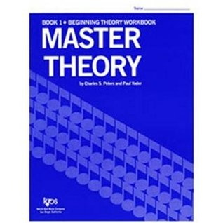 Master Theory Beginning Theory (Book 1) Charles S. Peters
