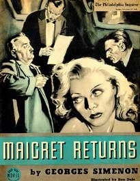 Maigret Returns  by  Georges Simenon