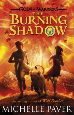 Book View: The Burning Shadow