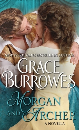 Morgan and Archer: A Novella (Windham, #8.5)
