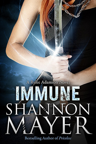 Review: Immune by Shannon Mayer