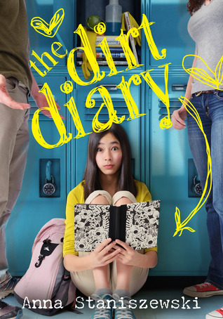 the dirt diary by anna staniszewski