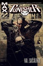 Punisher MAX - Na začátku  by  Garth Ennis