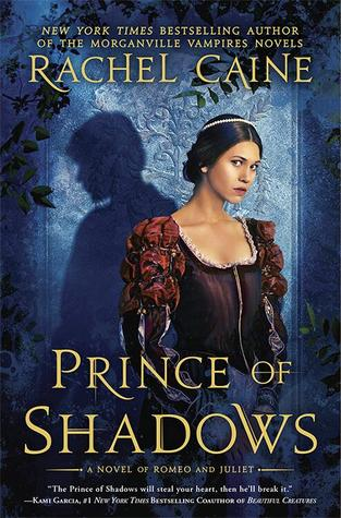 Book Review: Rachel Caine's Prince of Shadows