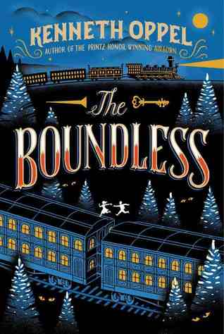 The Boundless cover