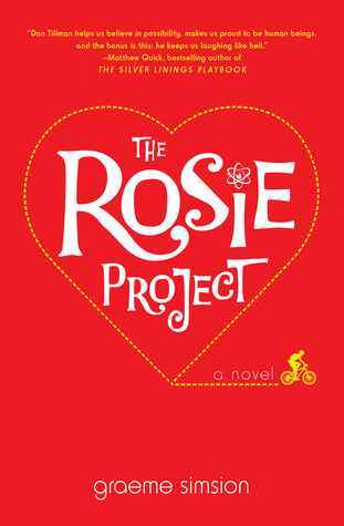 The Rosie Project (Don Tillman #1) - Graeme Simsion