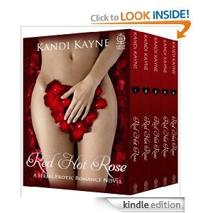 Red Hot Rose Boxed Set by Kandi Kayne