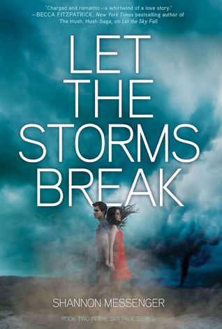 Let the Storm Break (Let the Sky Fall, #2)