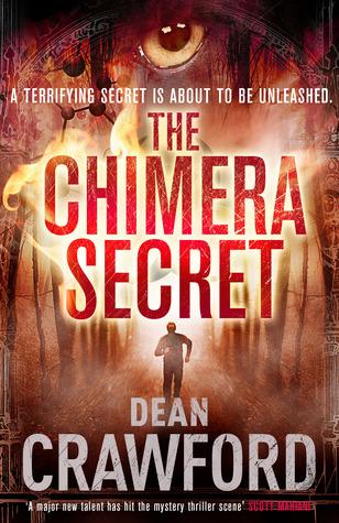 The Chimera Secret ( Ethan Warner #4 )  by  Dean  Crawford