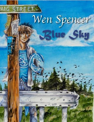 Blue Sky (Elfhome book, #2.5)