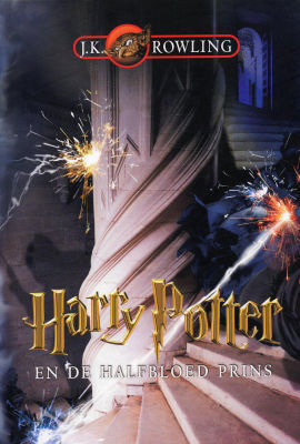 Harry Potter en de Halfbloed Prins (Harry Potter, # 6)