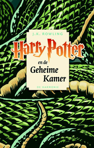 Harry Potter en de Geheime Kamer (Harry Potter #2)