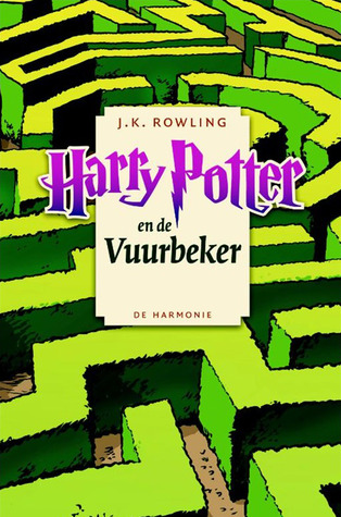Harry Potter en de Vuurbeker (Harry Potter #4)