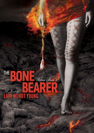 The Bone Bearer (Book 3 in the Telesa Trilogy)