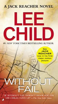 Book Review: Lee Child's Without Fail