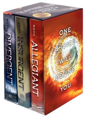 Divergent Series Complete Box Set by Veronica Roth