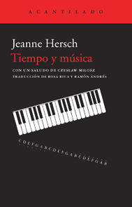 Tiempo y música  by  Jeanne Hersch