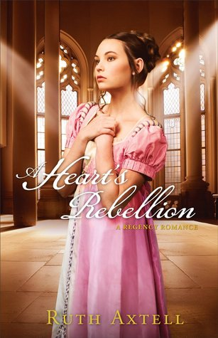 A Heart's Rebellion (London Encounters #2)