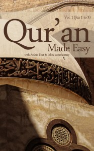 Quran Made Easy Muft Afzal Hoosen Elias