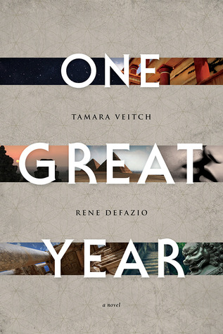 book review One Great Year Tamara Veitch Rene DeFazio