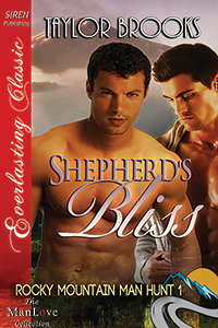 Shepherd's Bliss (Rocky Mountain Man Hunt, #1)