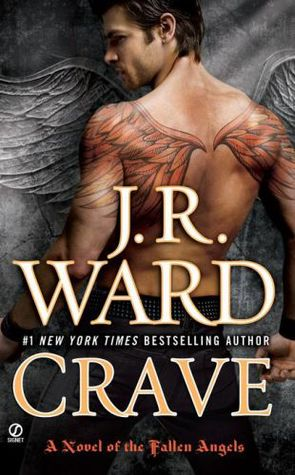 Book Review: J. R. Ward's Crave