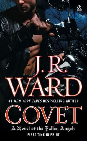 Book Review: J. R. Ward's Covet