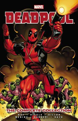 Graphic Novel Review: Deadpool: The Complete Collection – Volume 1 by  Daniel Way (@mlsimmons)