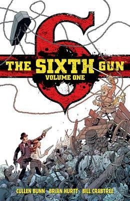 Graphic Novel Review: The Sixth Gun