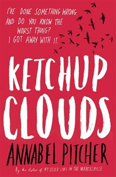 Review: 5 Stars to Ketchup Clouds by Annabel Pitcher #YA #mystery #contemporary #fabread