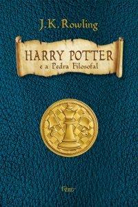 Harry Potter e a Pedra Filosofal (Harry Potter, #1)