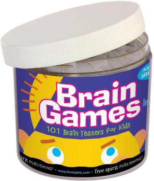 Brain Games in a Jar® NOT A BOOK