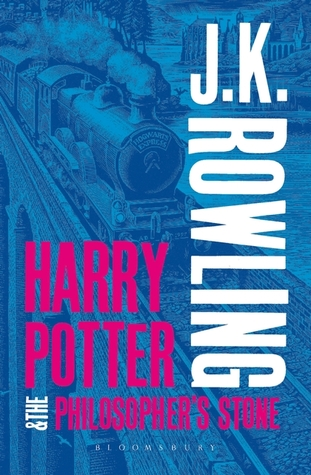 Harry Potter & the Philosopher's Stone (Harry Potter, #1)