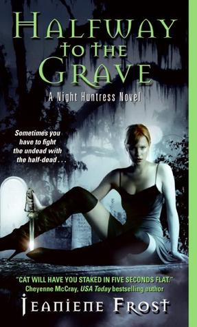 Book Review: Jeaniene Frost's Halfway to the Grave