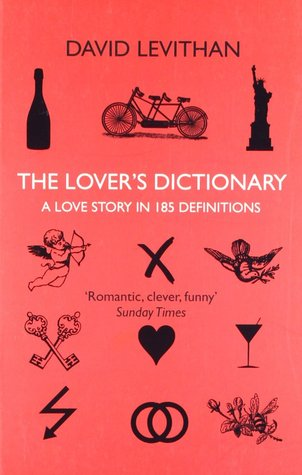 The Lover's Dictionary book cover