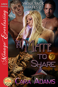 Wolf Pack Mates, Book 2 - Cara Adams