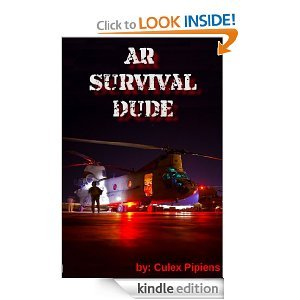 AR Survival Dude  by  Culex Pipiens