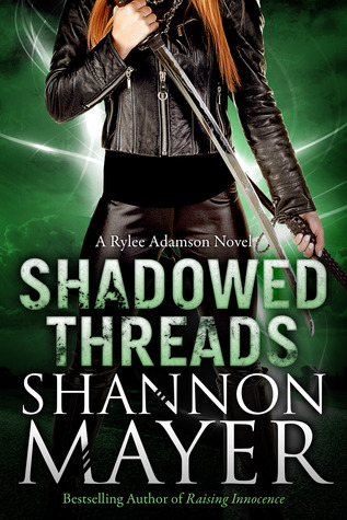 Review: Shadowed Threads by Shannon Mayer