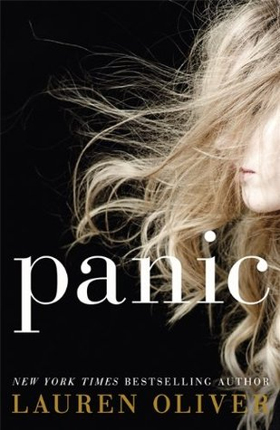 3.5 stars to Panic by Lauren Oliver