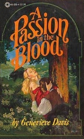 A Passion in the Blood  by  Genevieve Davis