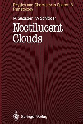Noctilucent Clouds  by  Michael Gadsden