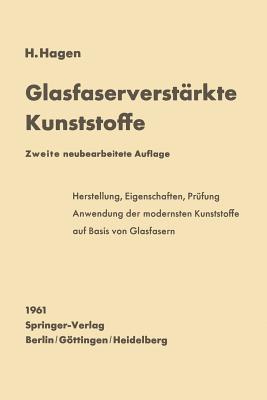 Glasfaserverstarkte Kunststoffe Harro Hagen
