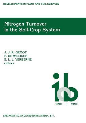 Nitrogen Turnover in the Soil-Crop System: Modelling of Biological Transformations, Transport of Nitrogen and Nitrogen Use Efficiency. Proceedings of a Workshop Help at the Institute for Soil Fertility Research, Haren, the Netherlands, 5 6 June 1990  by  J.J.R. Groot